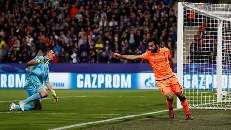 عربيان يتوهجان في دوري أبطال أوروبا
