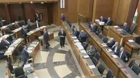 بعد 12 عاما برلمان لبنان يناقش الموازنة