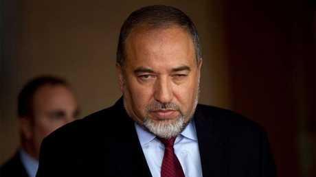 وزير الأمن الإسرائيلي أفيغدور ليبرمان