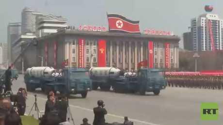 تهديدات كورية شمالية للولايات المتحدة