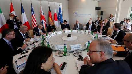 مجموعة السبع تناقش مسألة المقاتلين الأجانب