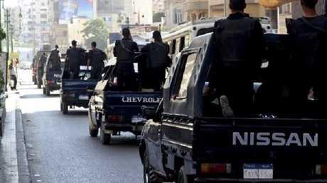 تعزيزات من قوات الشرطة إلى منطقة الاشتباكات في الواحات