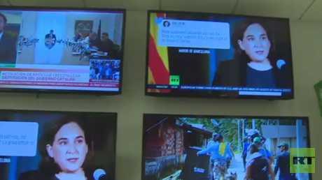 شبكة RT تتعرض لحملة أوروبية جديدة