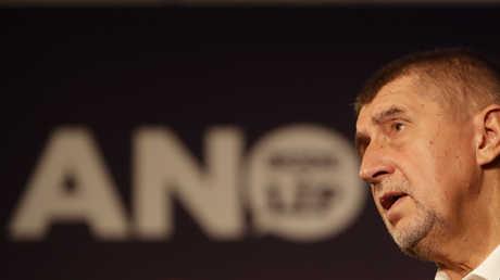 الملياردير التشيكي أندريه بابيش
