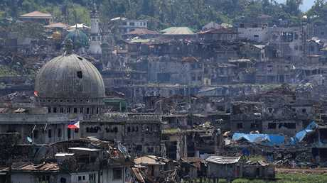 مراوي، الفلبين