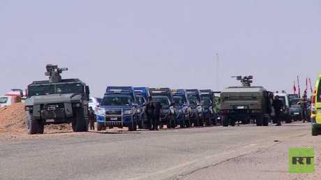 مصر.. إحباط محاولة تسلل مسلحين من ليبيا