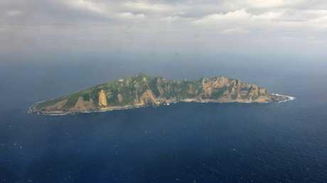 جزر سينكاكو المتنازع عليها بين الصين واليابان