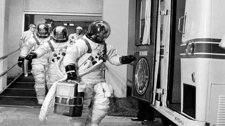 رائد الفضاء بول وايدز