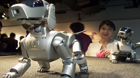 روبوت-كلب للتحكم بالأجهزة المنزلية