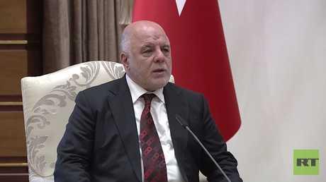 العبادي: التفتيت يهدد العراق وكل المنطقة