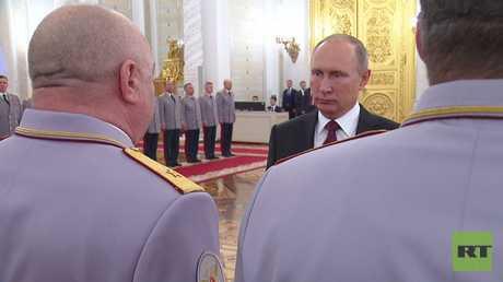 بوتين: أسهمنا في تحرير سوريا من الإرهاب