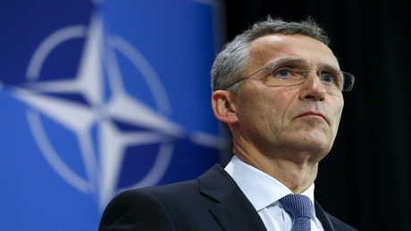 """الأمين العام لحلف شمال الأطلسي """"الناتو""""، ينس ستولتنبرغ"""
