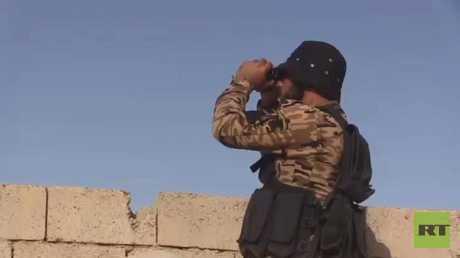 الجيش السوري يستعيد السيطرة على حويجة صكر في دير الزور