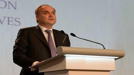 السفير الروسي لدى واشنطن، أناتولي أنتونوف