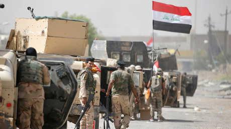 قوات الجيش العراقي- صورة أرشيفية