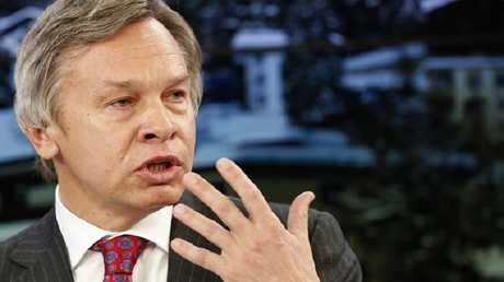 رئيس لجنة سياسة المعلومات في مجلس الاتحاد الروسي، اليكسي بوشكوف