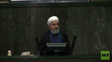 روحاني: إيران ستواصل برنامجها الصاروخي