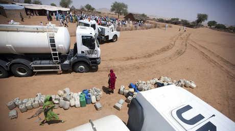 دارفور- السودان - صورة أرشيفية