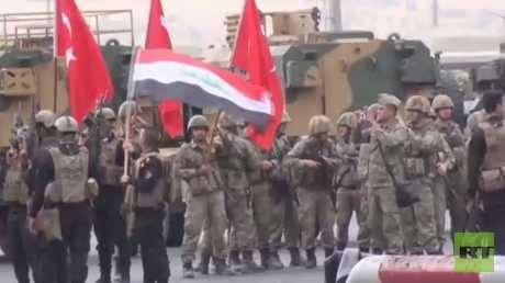 أنقرة تسلم معبر إبراهيم الخليل إلى بغداد