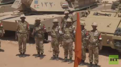 مصر.. إحباط تهريب أسلحة من ليبيا