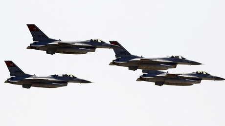 طائرات مصرية مقاتلة - صورة أرشيفية