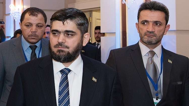 معارضون سوريون يرفضون مؤتمر سوتشي حول سوريا