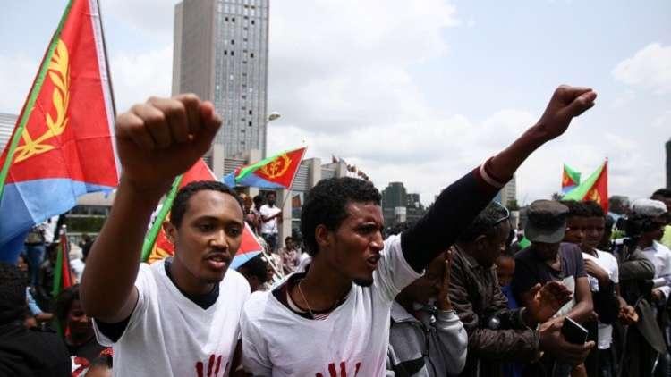 إطلاق نار في العاصمة الإريترية خلال احتجاجات