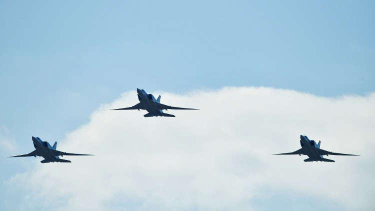 قاذفات استراتيجية روسية توجه ضربات لمواقع