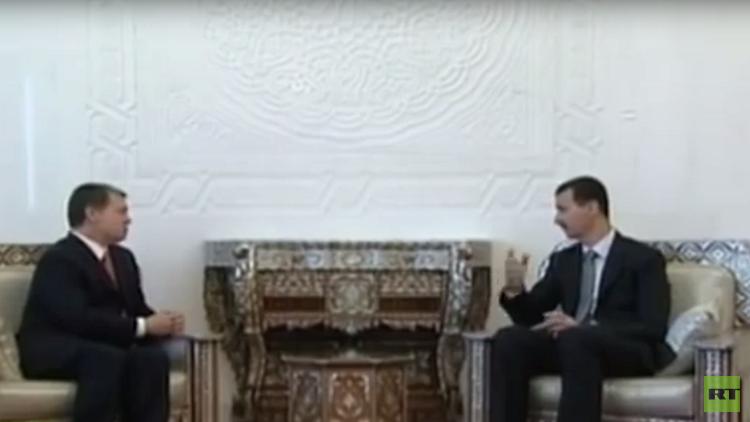 عمون: تعرضنا للقرصنة وخبر لقاء الطراونة بالأسد ملفق