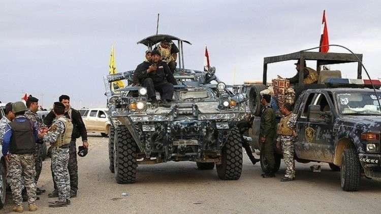 قيادة العمليات المشتركة العراقية: أربيل تسعى إلى