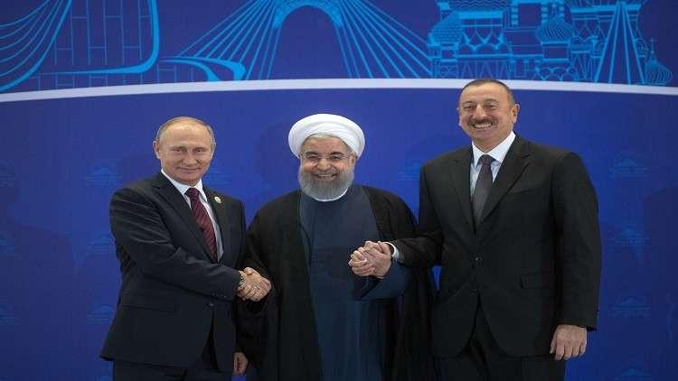 الغاز الروسي يبحث عن طريق إلى شمال إيران