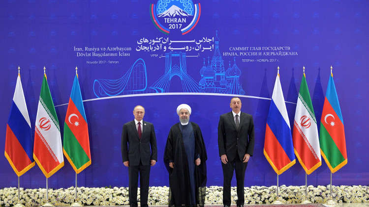 بوتين: تعاوننا مع إيران في سوريا مثمر جدا