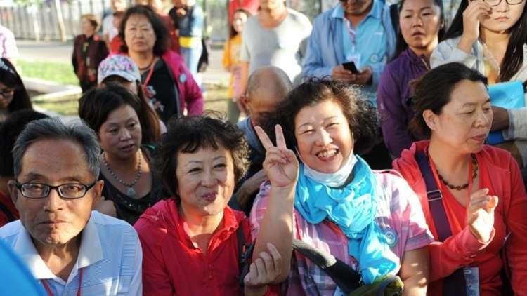 قفزة في عدد السياح الصينيين إلى روسيا