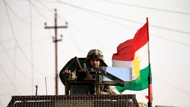 البيشمركة ترد على القوات العراقية