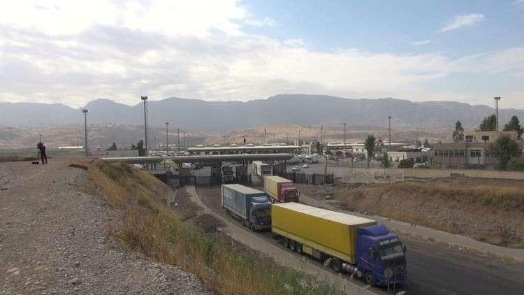 كردستان-العراق يقترح انتشارا كرديا عراقيا مشتركا عند معبر حدودي مع تركيا