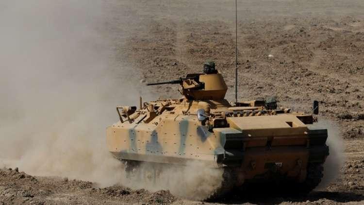 مقتل 8 أشخاص في اشتباكات بين القوات التركية والمقاتلين الأكراد قرب الحدود العراقية