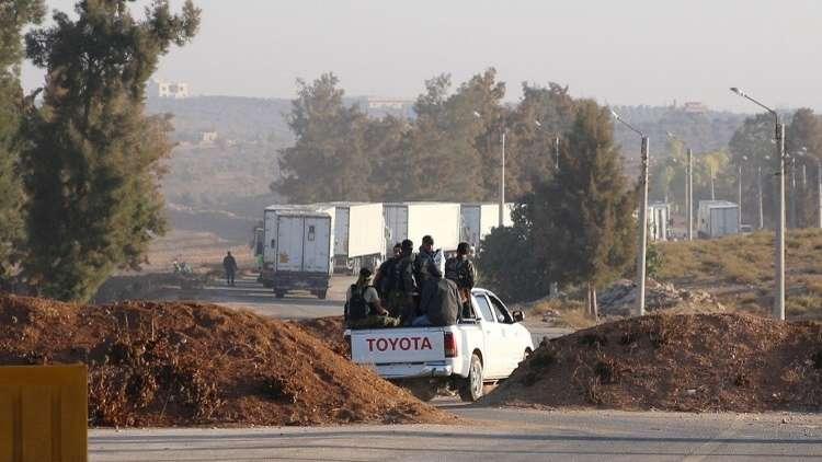 استسلام نحو 200 مقاتل شمالي حلب بإشراف روسي