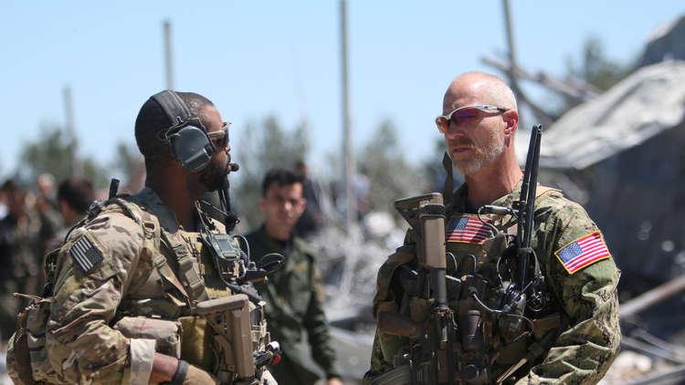 لا انسحاب أمريكيا من سوريا والعراق