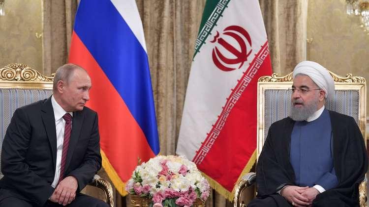 تقلص المسافة بين موسكو وطهران