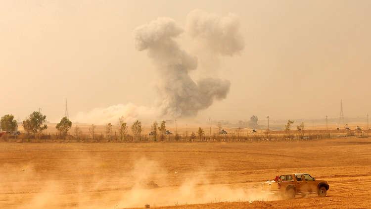 """العراق.. تصفية """"والي القائم"""" أثناء محاولته الفرار إلى سوريا"""