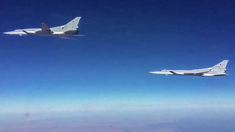 قاذفات استراتيجية روسية توجه ضربات مكثفة إلى مواقع