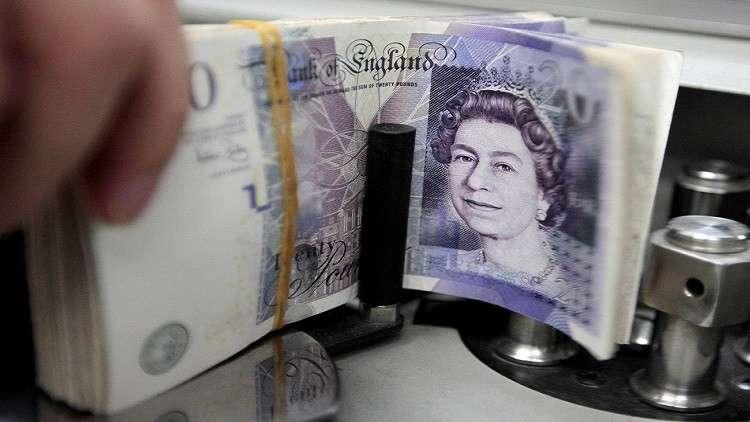 الجنيه الإسترليني يهبط بعد رفع المركزي البريطاني أسعار الفائدة