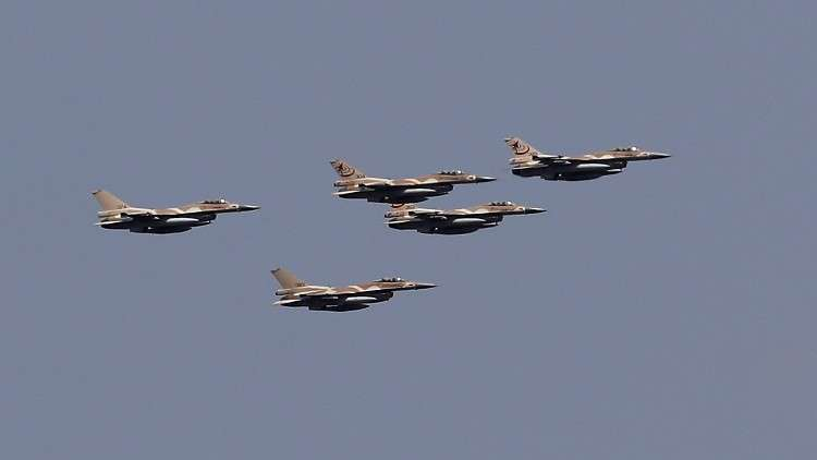 إسرائيل تجري أضخم مناورة عسكرية جوية