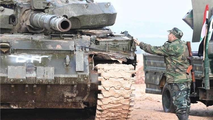 مصادر: الجيش السوري يسيطر على مدينة دير الزور