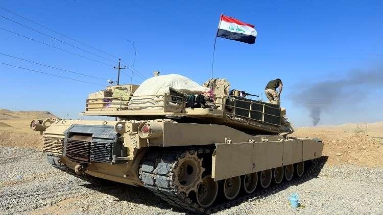 القوات العراقية تدخل مدينة القائم وتحرر منفذ حصيبة الحدودي مع سوريا