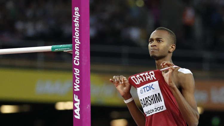 فريدة عثمان أفضل رياضية إفريقية وبرشم أفضل رياضي آسيوي