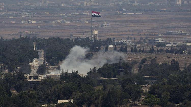 إسرائيل تعلن استعدادها لمساندة سكان بلدة حضر السورية