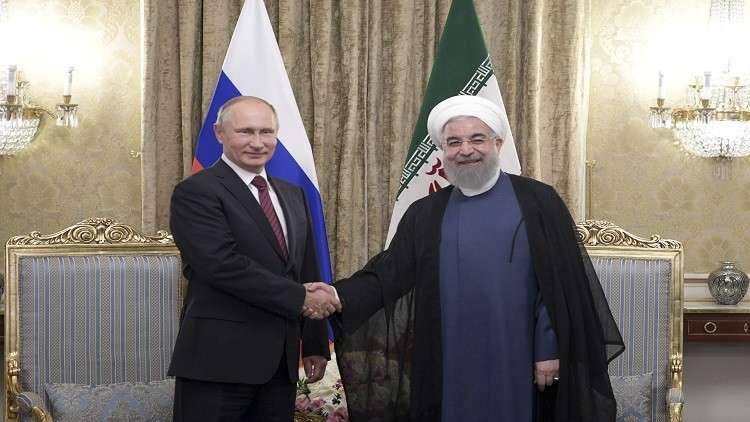 موسكو وطهران اتفقتا على بناء خط غاز من إيران إلى الهند