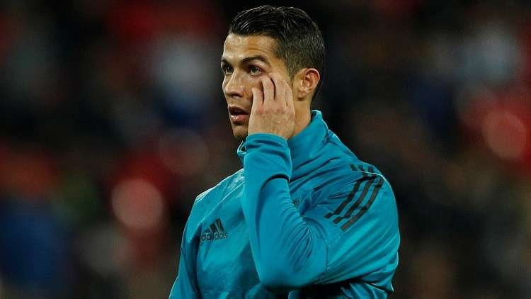 حزن وتذمر في السعودية بسبب رونالدو!