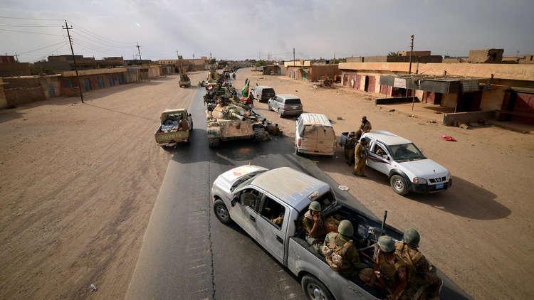فصيل عراقي منضوي تحت راية الحشد الشعبي يعتزم المشاركة في تحرير البوكمال السورية